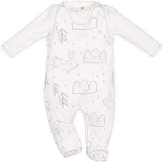 MAKOMA Baby Set 2-tlg Strampler mit Langarmshirt Forest Größe 56 62 68 74 56