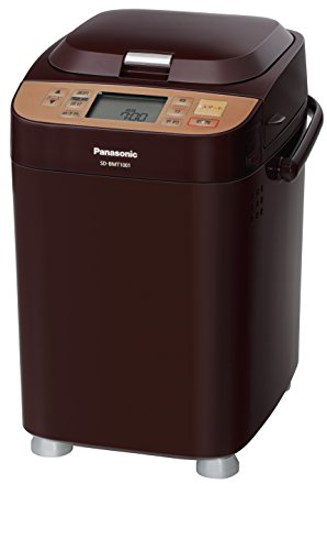 Panasonic home bakery 1 loaf type Brown SD-BMT1001-T--(Japan Import-No Warranty)
