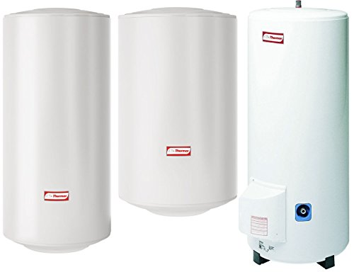 chauffe eau électrique - 100 litres - vertical - résistance blindée - thermor 261049