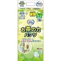 (まとめ)カミ商事 エルモア いちばんお茶の力パンツ LL 1パック(18枚)【×5セット】 〈簡易梱包