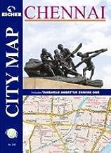 street map of chennai city