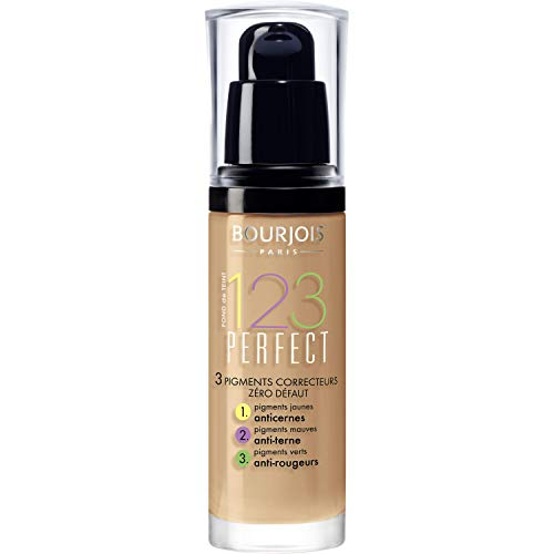 Bourjois 123 Perfect Foundation 57 Light Bronze 30ml