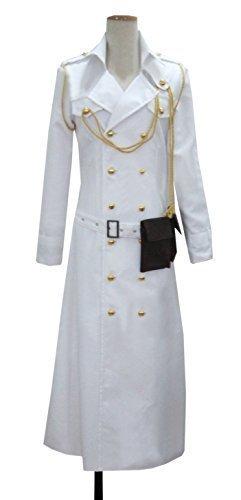 Dreamcosplay Anime Blue Exorcist Yukio Okumura White Coat Cosplay