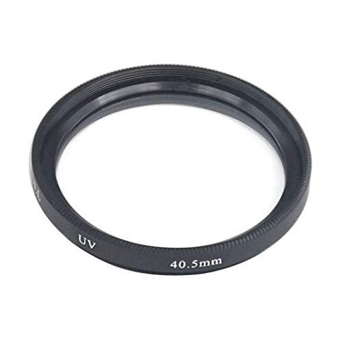 TRIXES Accesorio Cámara Filtro UV Protector 40.5mm - para Olympus E-P1 E-P2...