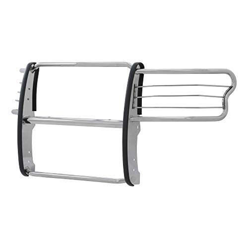 ARIES 3066-2 1-1/2-Inch Polished Stainless Steel Grille Guard, No-Drill, Select Ford F-150