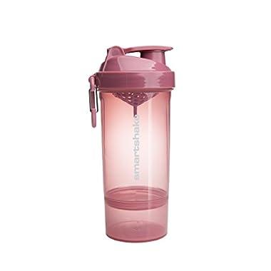 Original 2GO ONE Bottle, 27 oz Shaker Cup, Deep Rose