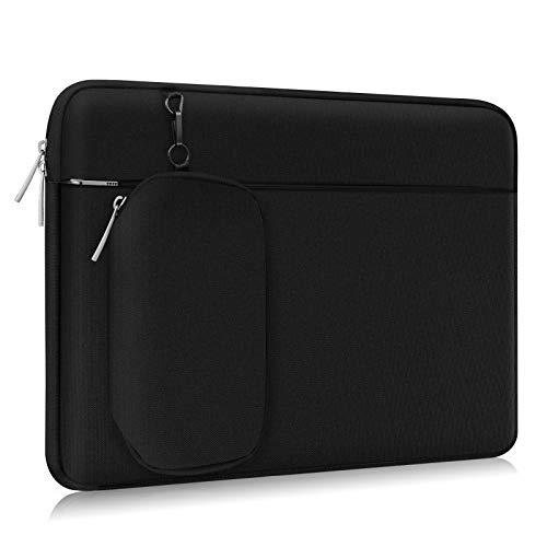 Alfheim Custodia pc 13-13,3 Pollici, Borsa Protettiva Leggera Impermeabile per Notebook con Tasca per Accessori Staccabile, Compatibile con 13  MacBook Air 2010-2020, 13  MacBook PRO 2012-2020 Retina