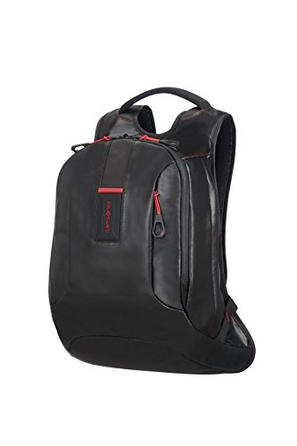 Samsonite Paradiver Light Mochila tipo casual, M (40 cm 16 L), Negro (Black),