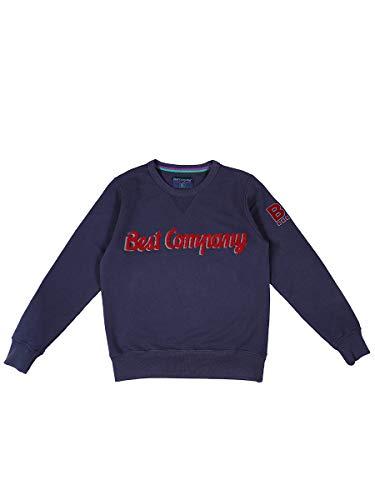 BEST COMPANY 680206 Sweatshirt Kinder blau 8A