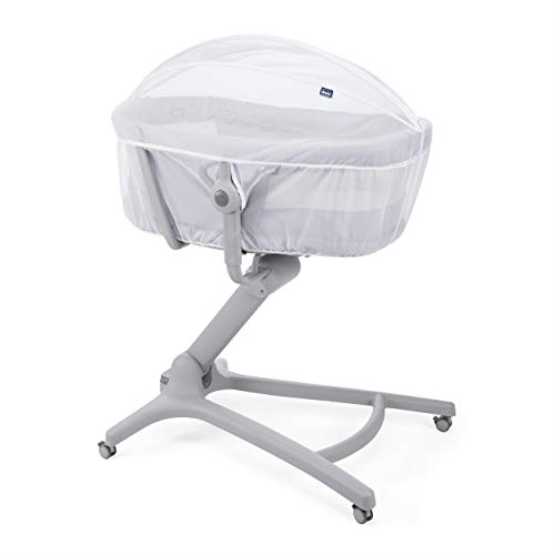 Chicco Mosiktonetz für Baby Hug Stubenwagen Liegesessel (von 0-6 Monate) Hochstuhl erster Stuhl (von 6-36 Monate)