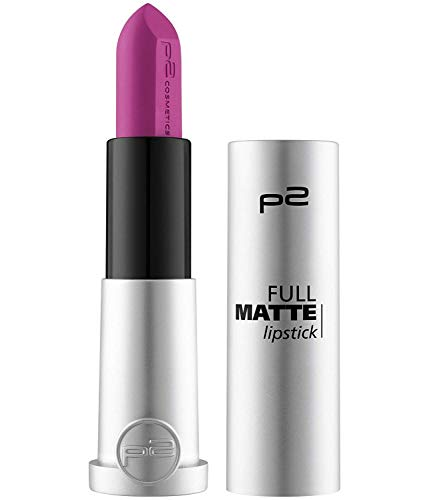 p2 cosmetics Lippenstift full matte lipstick 30, 4 g (020 know me better)