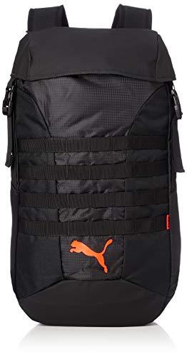 PUMA Unisex– Erwachsene ftblNXT Backpack Rucksack, Black-NRGY Red, UA