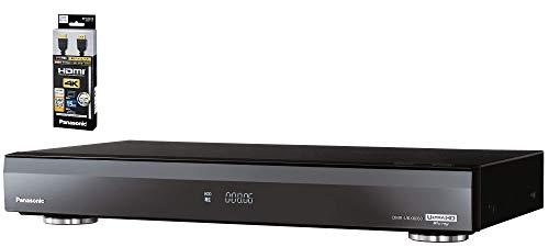 パナソニック 8TB 11チューナー ブルーレイレコーダー 全録 10チャンネル同時録画 Ultra HD/4K対応 全自動 おうちクラウドDIGA DMR-UBX8060 + HDMIケーブル 1.5m セット