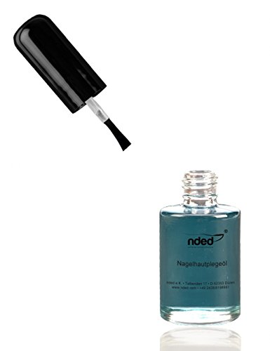 NDED Nagelhautpflege-Öl mit Duft - Naturbelassenes Hand- und Nagelöl, Ananas, 15 ml