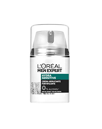 LOréal Paris Men Expert Hydra Sensitive Cuidado Hidratante - 50 ml
