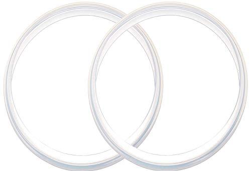 FussionCook - Dos Juntas de Silicona (Aros de Sellado) para ollas Electricas a Presión de 22 cm
