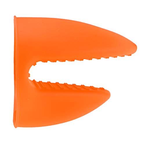 Breakaway Gant Grabber Protection du Travail de Travail de S/écurit/é Clip Gant Pince Grabber Catcher Keeper Pour la S/écurit/é Travail CAREOR Lot de 3 12,7 cm Gant Clip Holder Noir + Orange + Vert