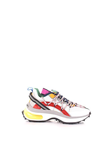 Dsquared2 Zapatillas Deportivas para Hombre Dsquared2 Bubble Modelo SNM015216801659 Color Blanco (Numeric_43)