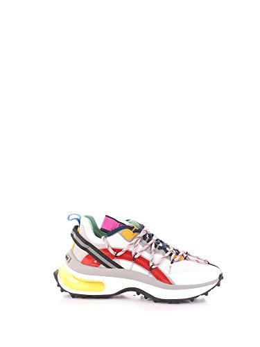 Dsquared2 Dsquared2 Bubble Sportschuhe für Herren, Modell SNM015216801659, Weiß, Weiß - weiß - Größe: 41 EU