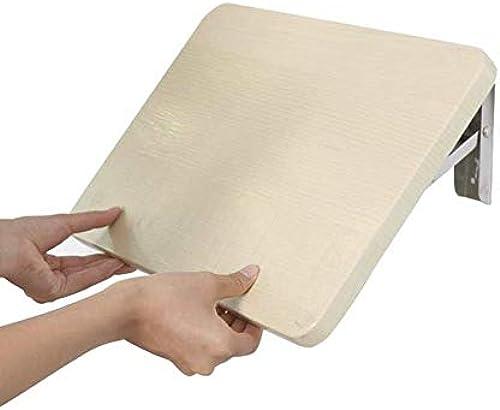 Schreibtisch DH lapptisch, Küche Wandregal Klapp, Punch-frei, Optional 40 50 60   70cm (Größe   70x38cm)
