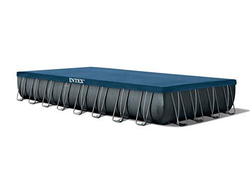 Intex Abdeckplane für Pool, Rohr, rechteckig, 9,75 x 4,88 m
