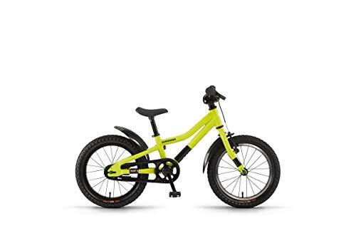 Unbekannt Winora Rage 16 Kinderfahrrad Rücktritt Kinderrad Lime RH 21 cm 2021