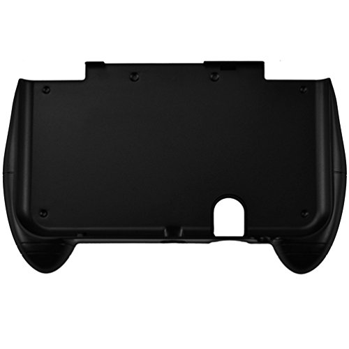 SUPPORTO HANDLE GRIP CONTROLLER NERO PER NEW NINTENDO 3DS XL