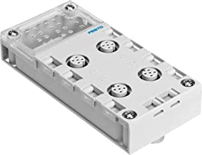 FESTO 195704 CPX-AB-4-M12X2-5POL MANIFOLD BLOCK - SUPPLIED IN PACK OF 1