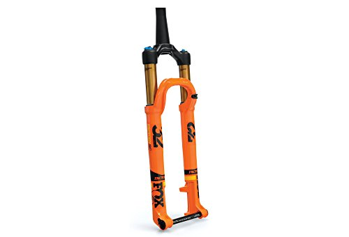 Fox 32 Float SC Factory Horquilla de Bicicleta Unisex, Color Naranja, Talla 15 x 110