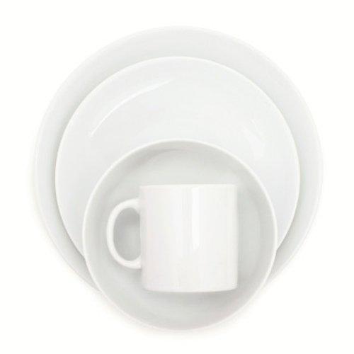 Sur La Table Coupe 16-Piece Dinnerware Set EO16YS00, 16 Pieces