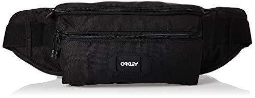 Oakley Mens Street Belt Bag Paquete Fanny, Blackout, Talla única para Hombre