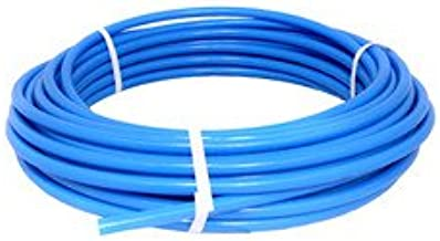 Uponor Wirsbo F3060500 AquaPEX Non-Barrier Blue Tubing 300 Ft Coil - Plumbing, 1/2