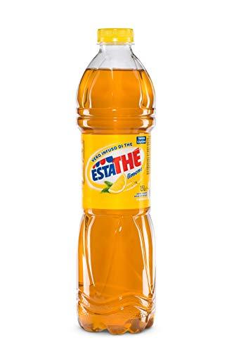 Estathé, Vero infuso di The al Limone, bottiglia da 1,5l