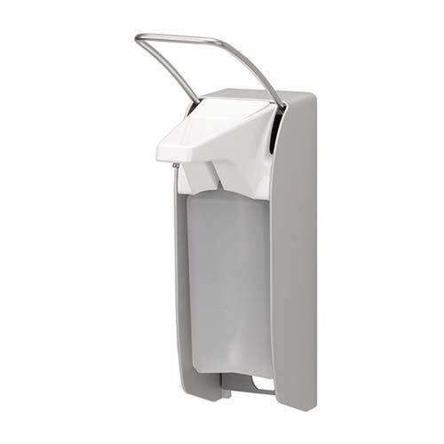 All Care 21417021 Desinfektion/Seifenspender KH Aluminium, ingo-man plus Version, 500 ml