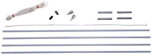 Stansport Pole Replacement Kit for Family Tents, 11mm