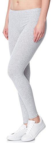 Ladeheid Leggins Pantalones Largos Ropa Deportiva Mujer LAMA02 (Mezcla12, L/XL)