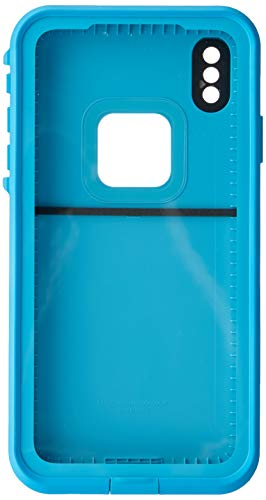 Lifeproof FRĒ Series Waterproof Case for iPhone Xs Max - Retail Packaging - Boosted (Blue Atoll/Hawaiian Ocean/Emberglow)