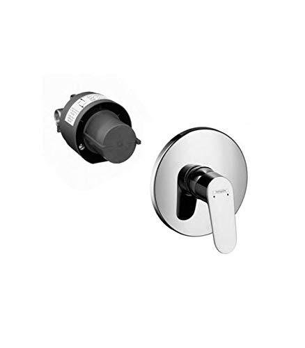 Hansgrohe 31966000Einhebelmischer Unterputz für Dusche Serie Focus E2