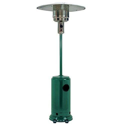 Suinga Estufa Exterior PROPANO BUTANO Verde de Gas butano, propano para terrazas, Jardines, Patios, restaurantes