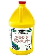 S.M.S.Japan ブラシ&ボンネット 3.8L 【カーペット用洗剤・前処理剤】