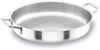 Lacor - 50628w - Paellera Sin Tapa Wagner Inox. 28cm