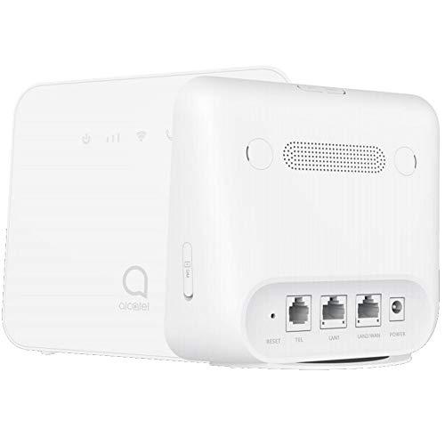 Alcatel Link HUB LTE Home Station w/Ethernet Port, Mobile WiFi Hotspot...