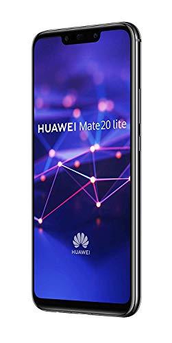 HUAWEI Mate 20 lite Dual-SIM Black Android 8.1 - 6