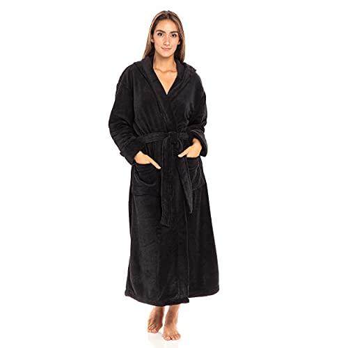 Women's Plush Fleece Robe