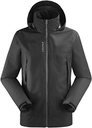 Lafuma - Way GTX Zip-In JKT M - Hardshell-Jacke für Herren - Wasserabweisende und winddichte Gore Tex-Membran - Wandern, Trekking, Lifestyle - Schwarz