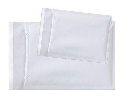 100 Mail Lite Luftpolstertaschen Gr. 4 Typ D weiss
