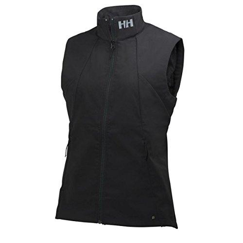 Helly Hansen W Paramount Softshell Vest Gilet Femme, Noir, M