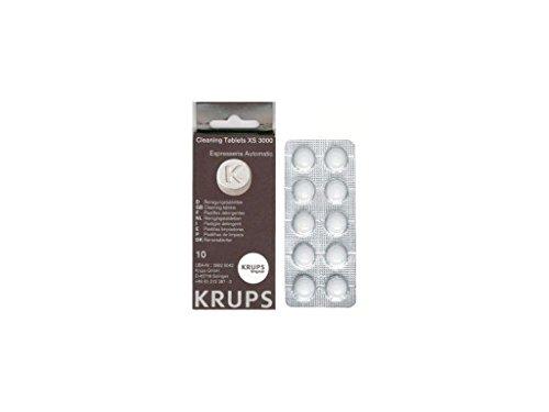 Krups Reinigungstablette für Espressia XS3000XS300010