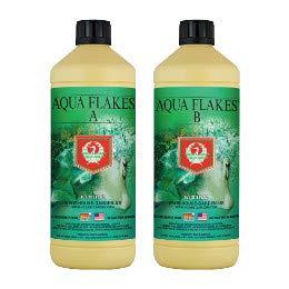 House & Garden Aqua Flakes A/Bセット 1L 水耕栽培用肥料(アクア・フレークス)