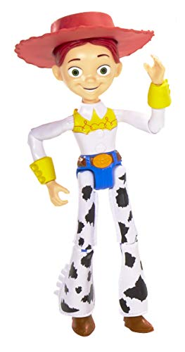 Mattel Toy Story 4 - Jessie Basic Poseable Figure (18cm) (GDP70)